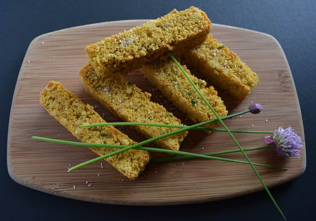 Corn-Sticks-with-Browned-Butter-and-Chives-stacked