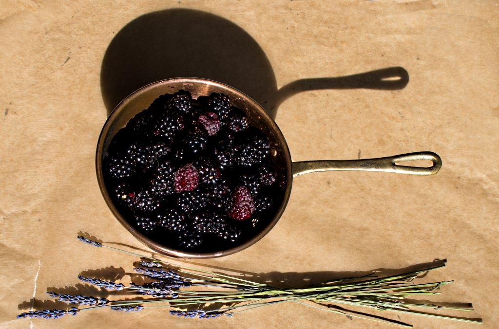 mixed-berries-and-lavender