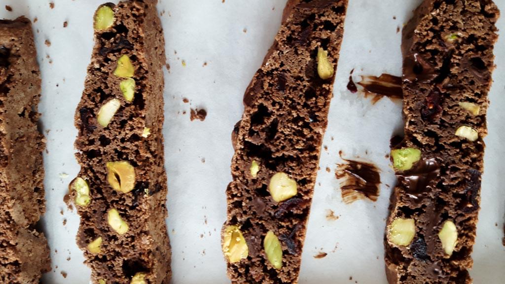 chocolate-pistachio-cranberry-biscotti-second-bake